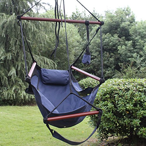Hanging hammock chair w accessories or hammock stand combo choose options ebay - Choosing a hammock chair for your backyard ...