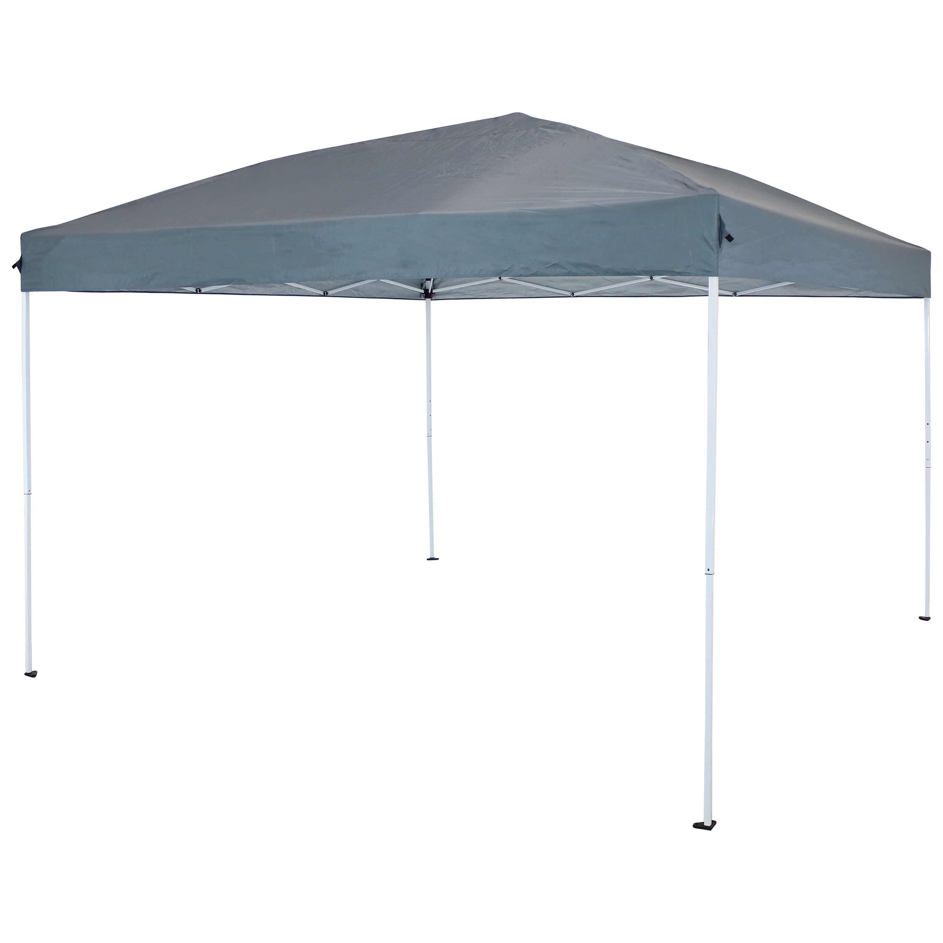 12 x 12 Foot Quick Up Steel Frame Canopy with Carrying Bag Slate