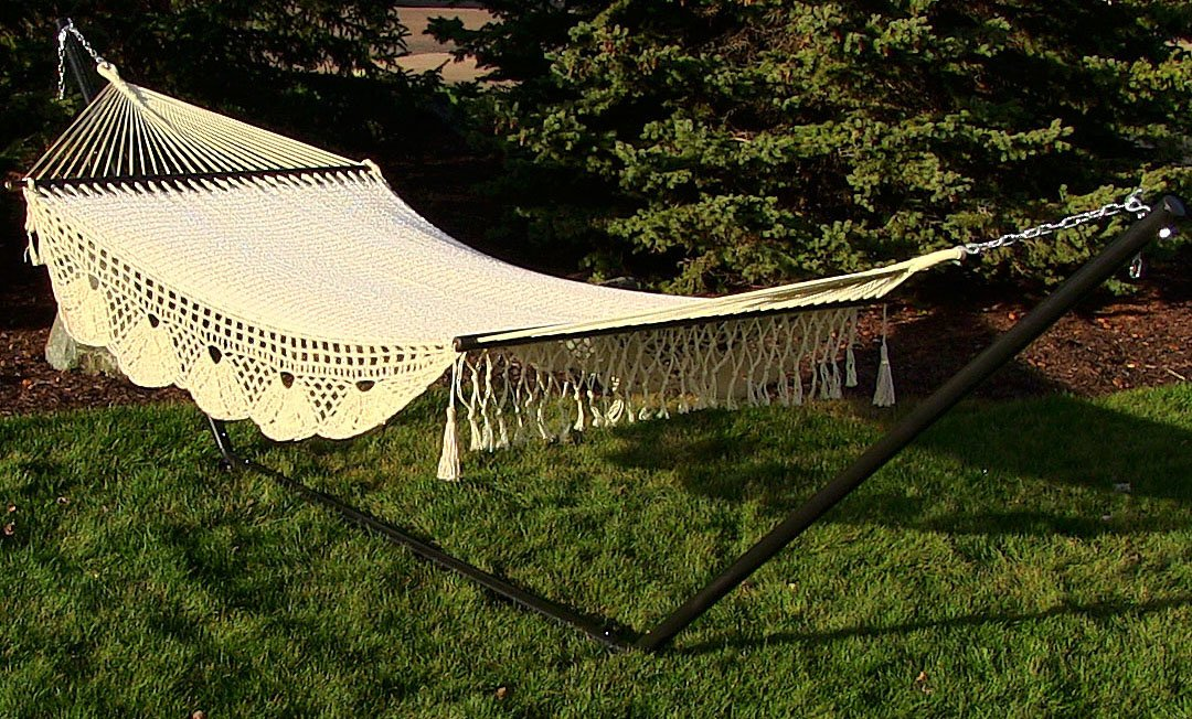 American Deluxe Hammock and Stand