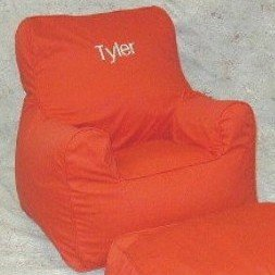 Monogrammed Personalized Bean Bag Chairs